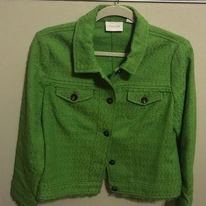 Cato Green Jacket